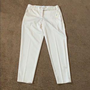 Women's white pants